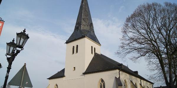 Dorfkirche in Neukirchen