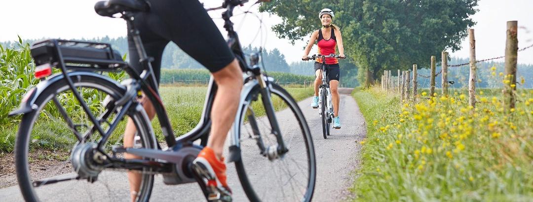 Radtour von Bad Wörishofen nach Buchloe