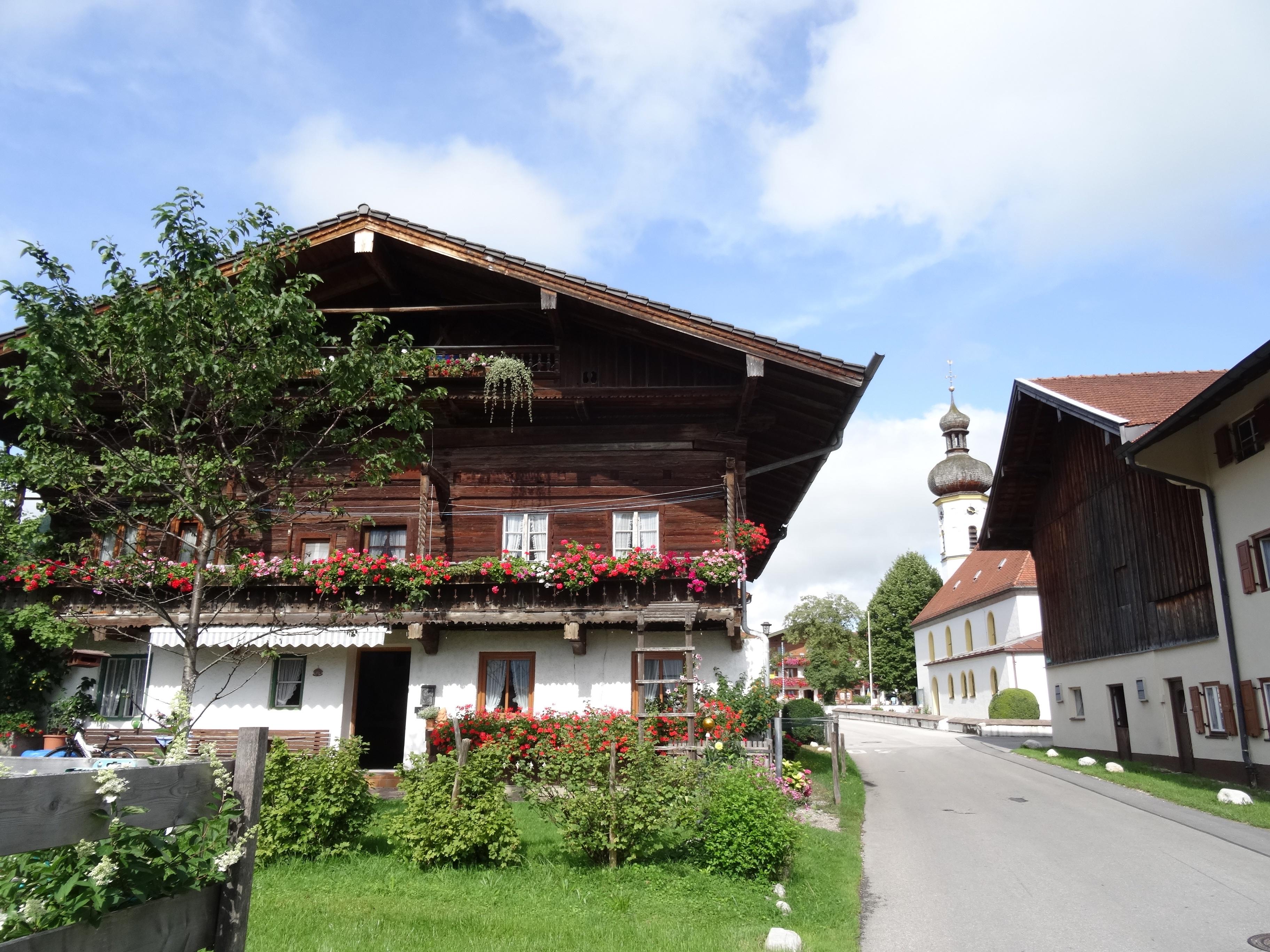 Bauernhof in Rottau