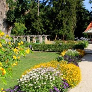 Schleifenroute - Bürgerpark Hain - Botanischer Garten Stadt Bamberg