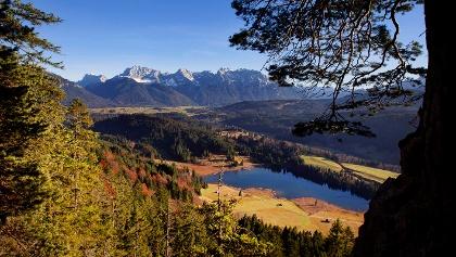 In der Alpenwelt Karwendel