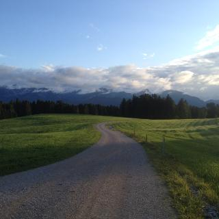 Weg Wanderparklplatz Hopferwald - Hinterzwieselberg