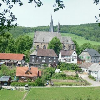 Dorfkern Hellefeld