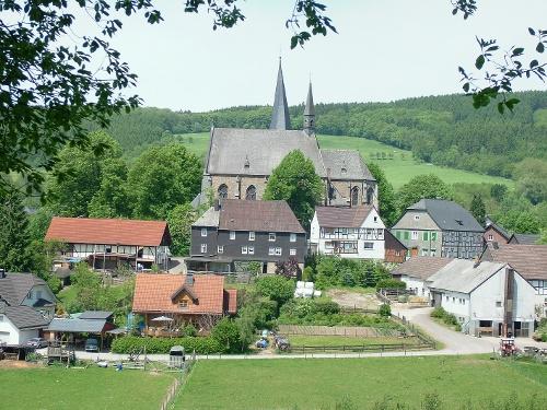 Rundwanderweg Hellefeld