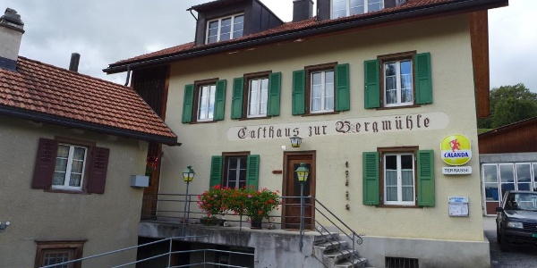 Restaurant Bergmühle