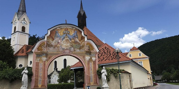 Wallfahrtskirche Maria Lankowitz