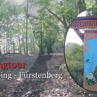 Trekkingtour Neuruppin Fürstenberg Teil1