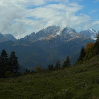 Hochwanner Hoher Geif Hochblassen Alpspitz Zugsp
