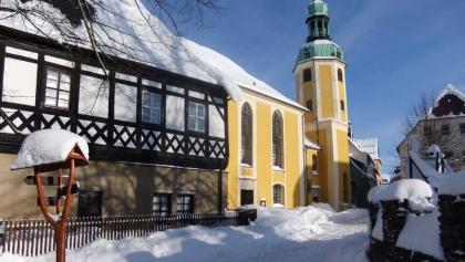 Stadtkirche Wolkenstein
