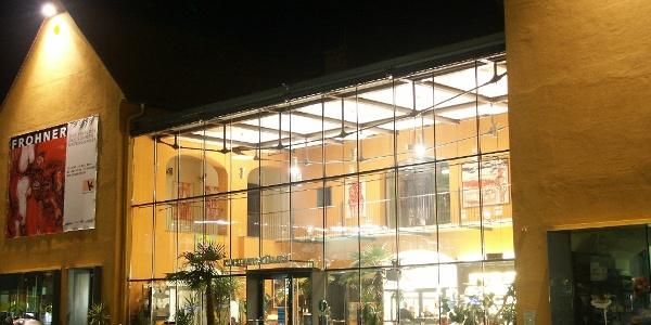 Kunsthaus Köflach bei Nacht