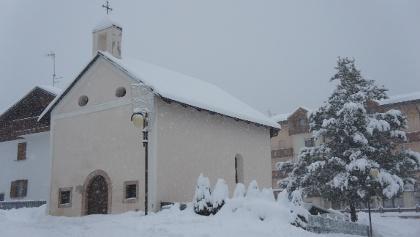 Andalo - chiesetta di San Rocco