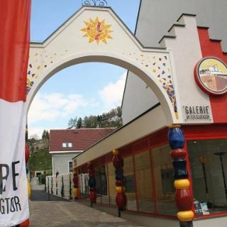 Galerie am Schlossbergtor in Voitsberg