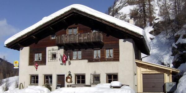 Gasthaus Walserstuba Winter