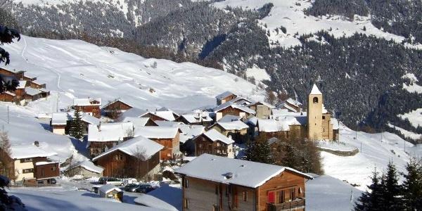 Bergrestaurant Orta Winter