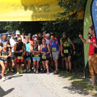 Start Hirschenstein Berglauf 2017