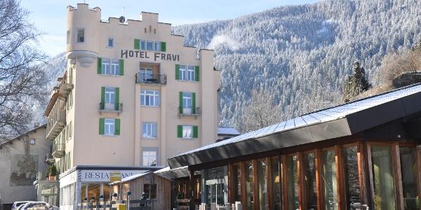 Hotel Fravi Winter