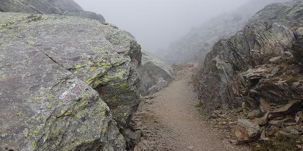 Refuge de Moëde d'Anterne to Le Brévent • Hiking Trail