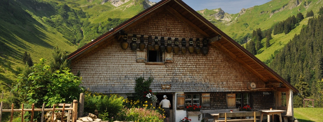 Alpe Plättele bei Hindelang