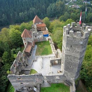 Burgruine Krems