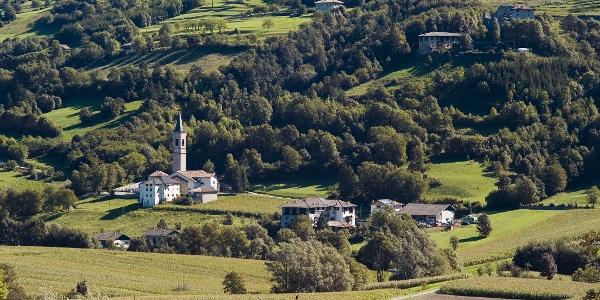 Pieve di Vigo Lomaso