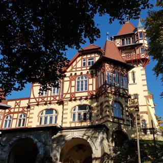 Schloss Hradek in Varnsdorf
