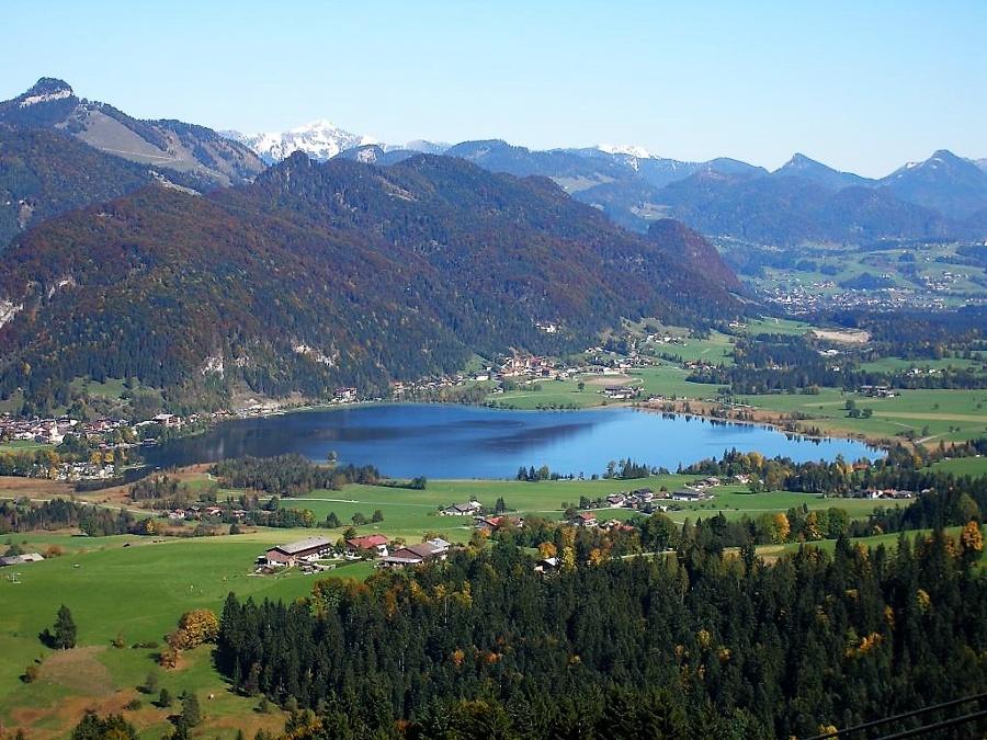 Walchsee-©Quelle: Gemeinde Bernau a. Chiemsee
