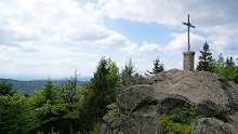 Arberlandrunden-Abschnitt St. Englmar-Oberbreitenau-Kronberg