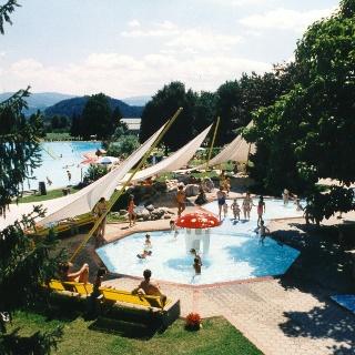 Schlossbad Bärnbach Kinderbereich