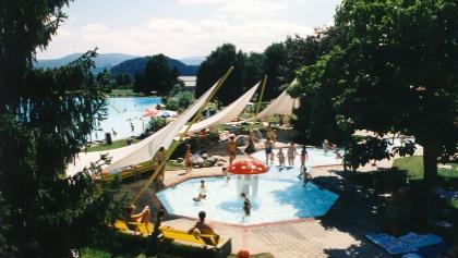 Outdoor Swimming Pool Schlossbad Bärnbach Kinderbereich