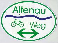 Altenau Radweg