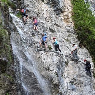 Sentiero di Sajant e le Cascate Rio Ruzza