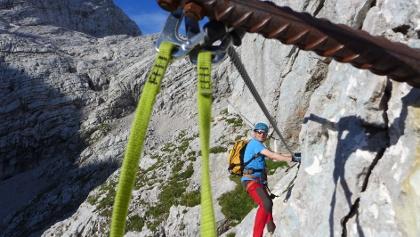 Klettersteig C : Die schönsten klettersteige in grünau im almtal