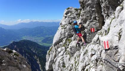 Klettersteig Buchstein : Klettersteige in der alpenregion nationalpark gesäuse