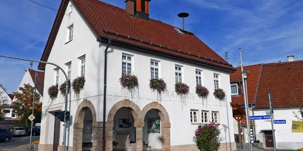 Das Schopflocher Rathaus