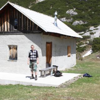 Loregghütte