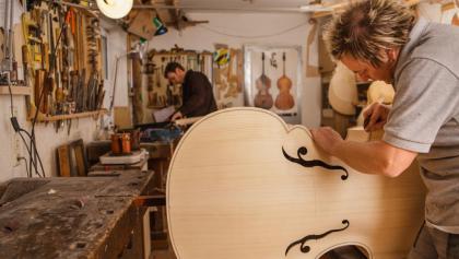Instrumenten-Werkstatt