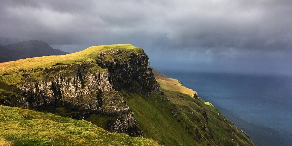 Storr to Portree coastal path