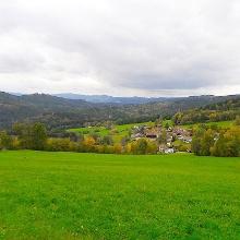 Arberlandrunden Abschnitt Oberbreitenau Kronberg Von St Englmar