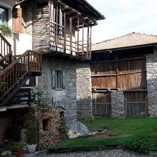 Case rurali a Fiavé