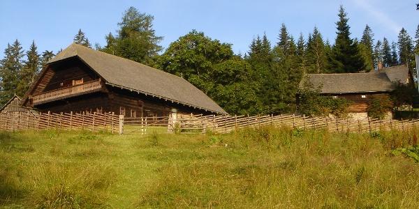 Rosegger's Geburtshaus