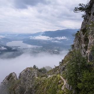 Panorama dal Senter del Tomazòl