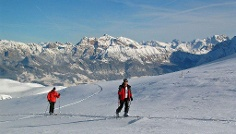 Ski Tour: Uwaldalm in S. Maddalena/Gsieser Tal Valley (Copy)