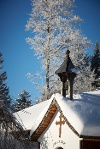 Kreuzkapelle in Rehbach  - @ Autor: Landhotel Rehbach  - © Quelle: Foto Müller Reutte