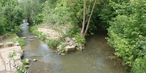 Am Breitbach entlang