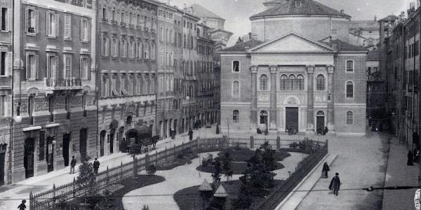 MODENA Sinagoga