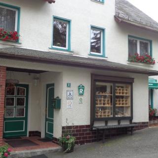 Cafe und Pension am Rennsteig, Blankenstein