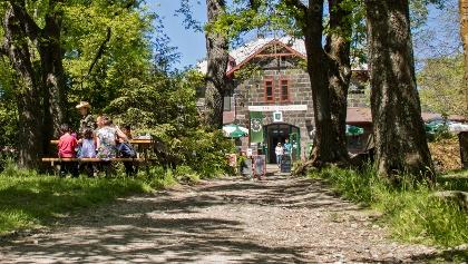 Baron Loránd Eötvös Hikers' Lodge