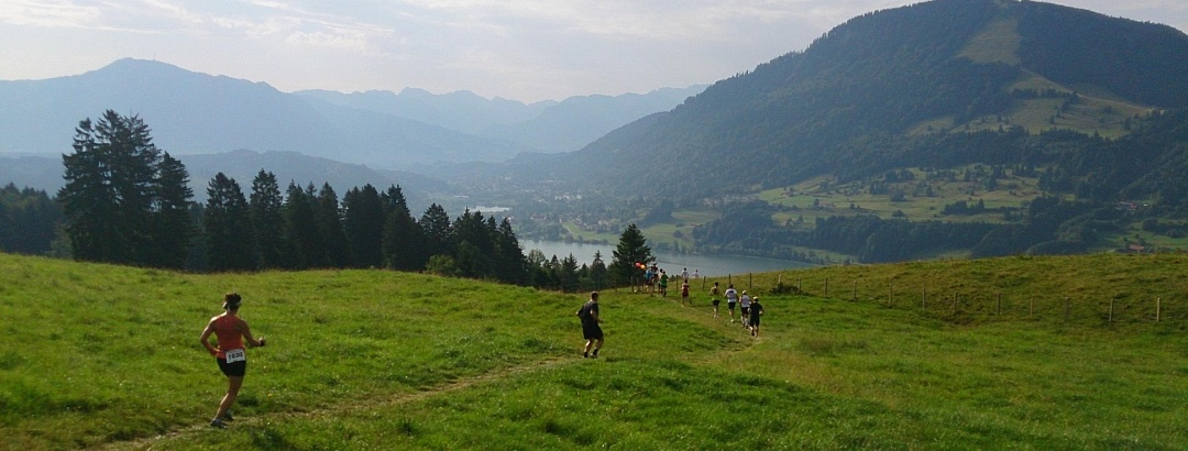 Downhill am Alpsee