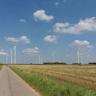 Windmühlen zwischen Waldfeucht und Saeffelen