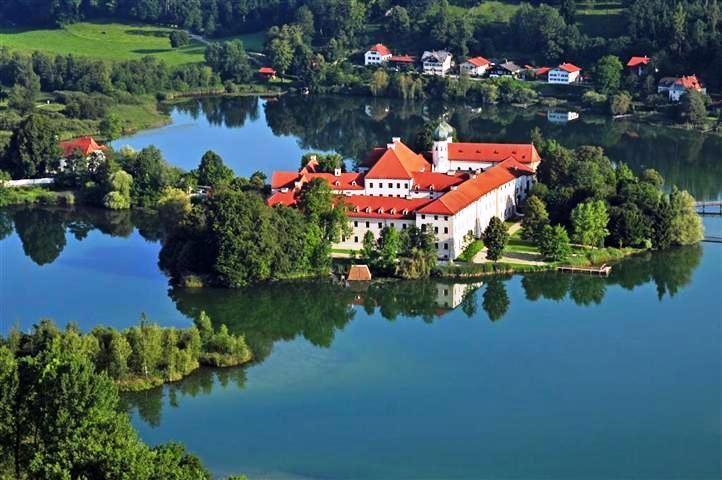 Kloster Seeon-©Quelle: Gemeinde Bernau a. Chiemsee
